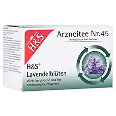 H&S Lavendelblüten 20x1.0 Gramm
