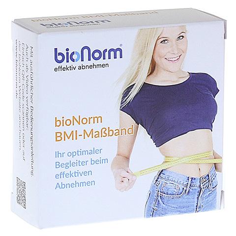BIONORM BMI-Maßband 1 Stück