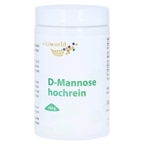 D MANNOSE HOCHREIN Pulver 100 Gramm