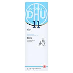 BIOCHEMIE DHU 11 Silicea D 4 Lotio 200 Milliliter N3 - Vorderseite