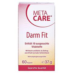 META CARE Darmfit Kapseln 60 Stück - Vorderseite