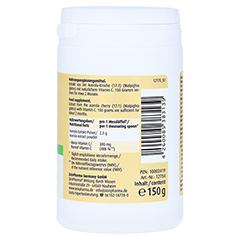 ACEROLA PUR Pulver mit Vitamin C 150 Gramm - Linke Seite