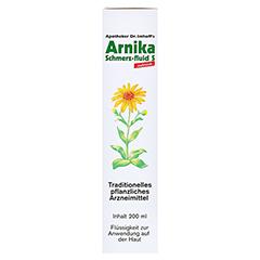 APOTHEKER Dr.Imhoff's Arnika Schmerz-fluid S 200 Milliliter - Linke Seite