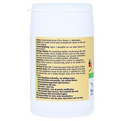 ACEROLA PUR Pulver mit Vitamin C 150 Gramm - Rechte Seite