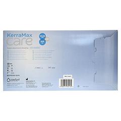 KERRAMAX care 10x22 cm Verband nicht klebend 10 Stück - Rückseite