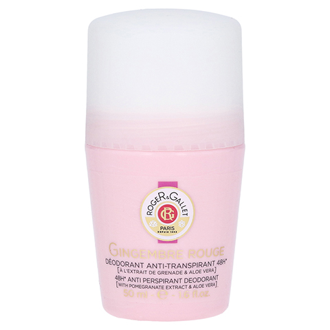 Roger & Gallet Gingembre Rouge Deo Roll-on 50 Milliliter