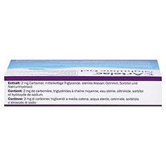 ARTELAC Nighttime Gel 3x10 Gramm - Oberseite