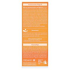 WELEDA Sanddorn vitalisierendes Pflege-Öl 100 Milliliter - Rückseite