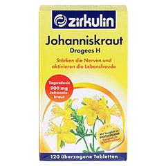 JOHANNISKRAUT DRAGEES H 120 Stück - Vorderseite