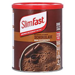 SLIM FAST Pulver Schokolade 450 Gramm