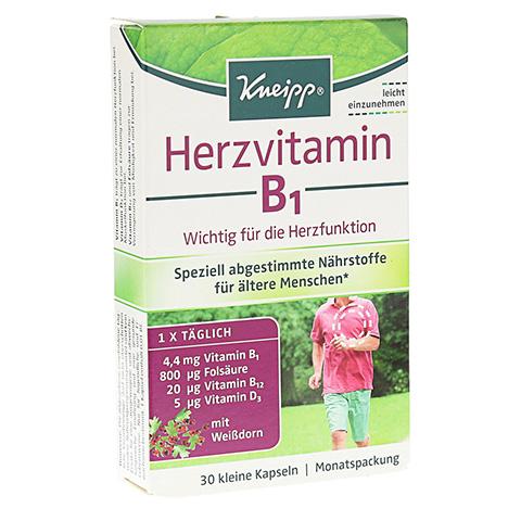 KNEIPP Herzvitamin B1 Kapseln 30 Stück