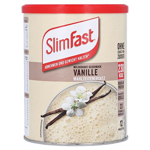 SLIM FAST Pulver Vanille 438 Gramm