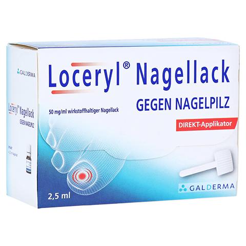 Loceryl gegen Nagelpilz 2.5 Milliliter N1