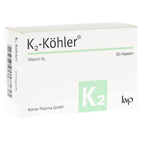 K2-KÖHLER Kapseln 60 Stück