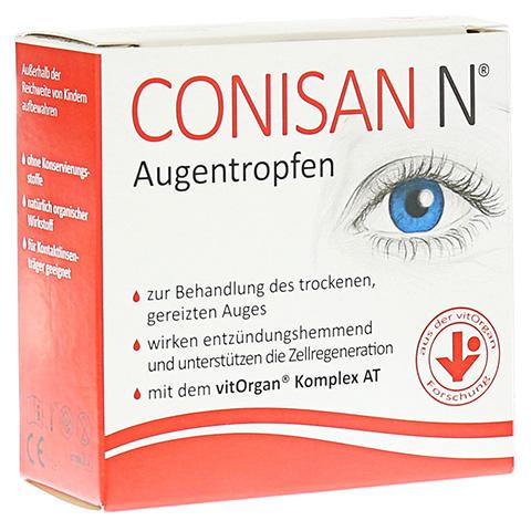 CONISAN N Augentropfen 20x0.5 Milliliter