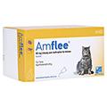 AMFLEE 50 mg Spot-on Lösung z.Auftropfen f.Katzen 6 Stück