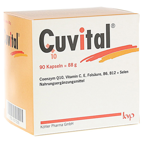 Cuvital 90 Stück