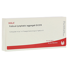 FOLLICULI LYMPH. AGGR. GL D 15 Ampullen 10x1 Milliliter N1