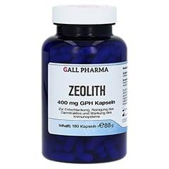 ZEOLITH 400 mg GPH Kapseln 180 Stück