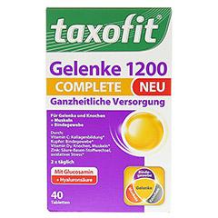 TAXOFIT Gelenke 1200 complete Tabletten 40 Stück - Vorderseite