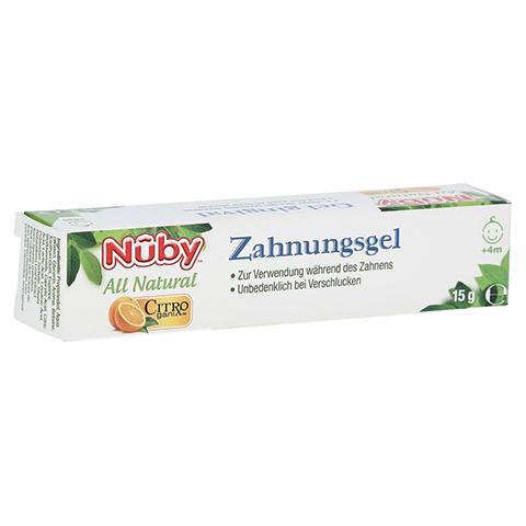 NUBY All Natural Zahnungs-Gel 15 Gramm