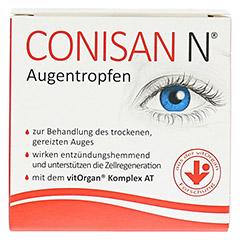 CONISAN N Augentropfen 20x0.5 Milliliter - Vorderseite