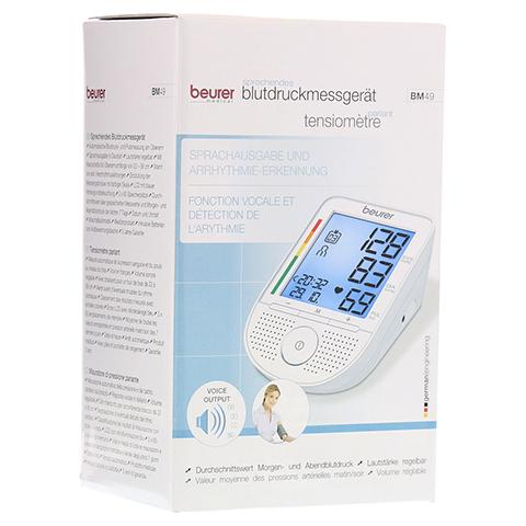 BEURER BM49 spre.Oberarm-Blutdruckmes.D/F/I/NL 1 Stück
