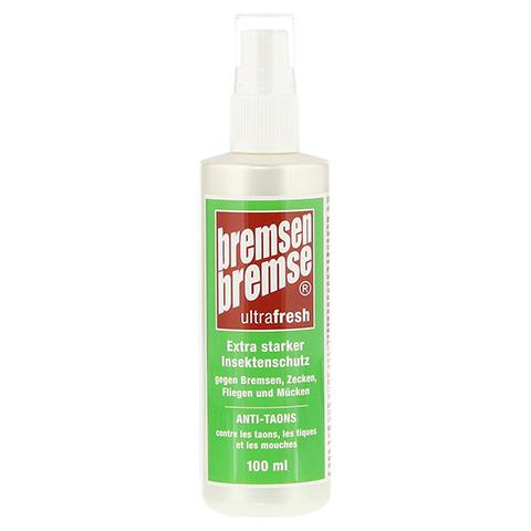 BREMSENBREMSE ultrafresh geg.Mücken Zecken Bremsen 100 Milliliter