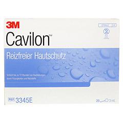 CAVILON 3M Lolly reizfreier Hautschutz 25x3 Milliliter - Vorderseite