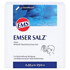 Emser Salz im Beutel 2,95g 50 Stück N2 - Vorderseite