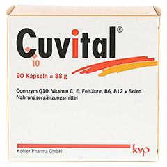 Cuvital 90 Stück - Vorderseite