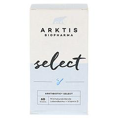 ARKTIBIOTIC Select Pulver 60 Gramm - Vorderseite