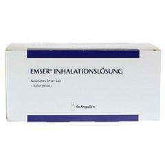 Emser Inhalationslösung 60 Stück - Vorderseite