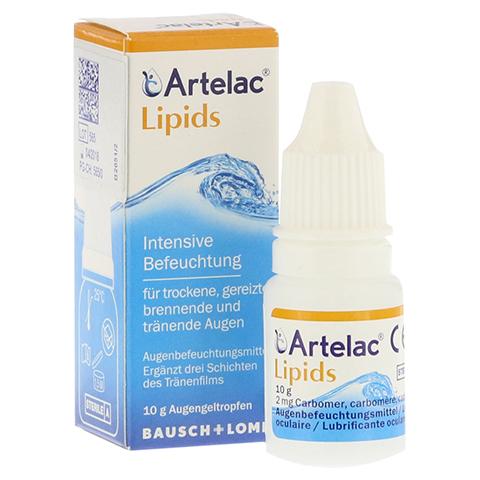 ARTELAC Lipids MD Augengel 1x10 Gramm