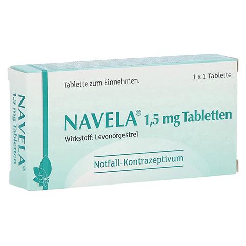NAVELA 1,5 mg Tabletten 1 Stück N1