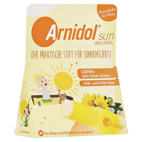 ARNIDOL sun Stick LSF 50+ 15 Gramm