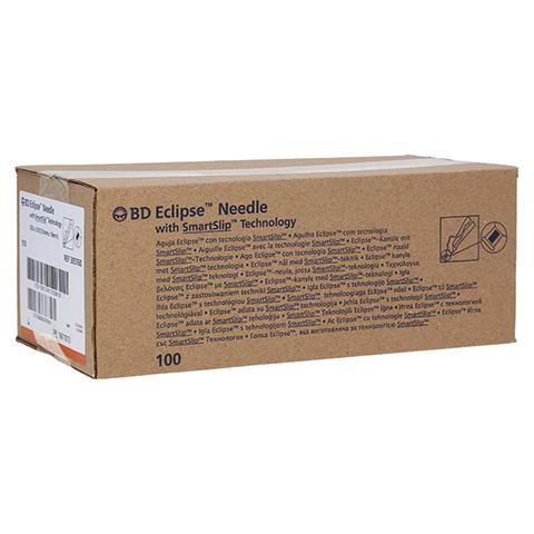 BD ECLIPSE Sicherheitsinjekt.Kanüle 25 G 5/8 100 Stück