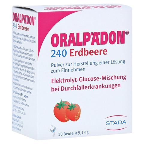 Oralpädon 240 Erdbeere 10 Stück N1