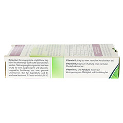 KNEIPP Herzvitamin B1 Kapseln 30 Stück - Linke Seite