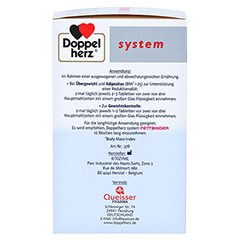 DOPPELHERZ Fettbinder mit KiObind system Tabletten 150 Stück - Linke Seite