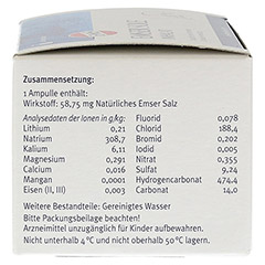 Emser Sole Inhalat Lösung für einen Vernebler 20 Stück N2 - Linke Seite