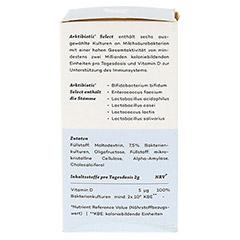 ARKTIBIOTIC Select Pulver 60 Gramm - Linke Seite