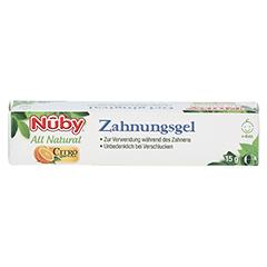 NUBY All Natural Zahnungs-Gel 15 Gramm - Vorderseite