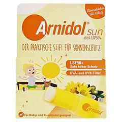 ARNIDOL sun Stick LSF 50+ 15 Gramm - Vorderseite