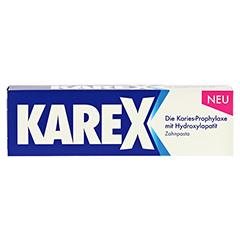 Karex Zahnpasta 75 Milliliter - Vorderseite