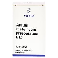 AURUM METALLICUM PRAEPARATUM D 12 Trituration 50 Gramm N2 - Vorderseite