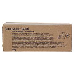 BD ECLIPSE Sicherheitsinjekt.Kanüle 25 G 5/8 100 Stück - Vorderseite