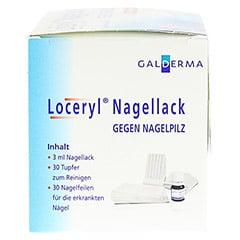 Loceryl gegen Nagelpilz 3 Milliliter N1 - Rechte Seite