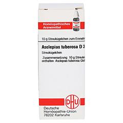 ASCLEPIAS TUBEROSA D 30 Globuli 10 Gramm N1 - Vorderseite