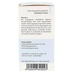 ARKTIBIOTIC Select Pulver 60 Gramm - Rechte Seite